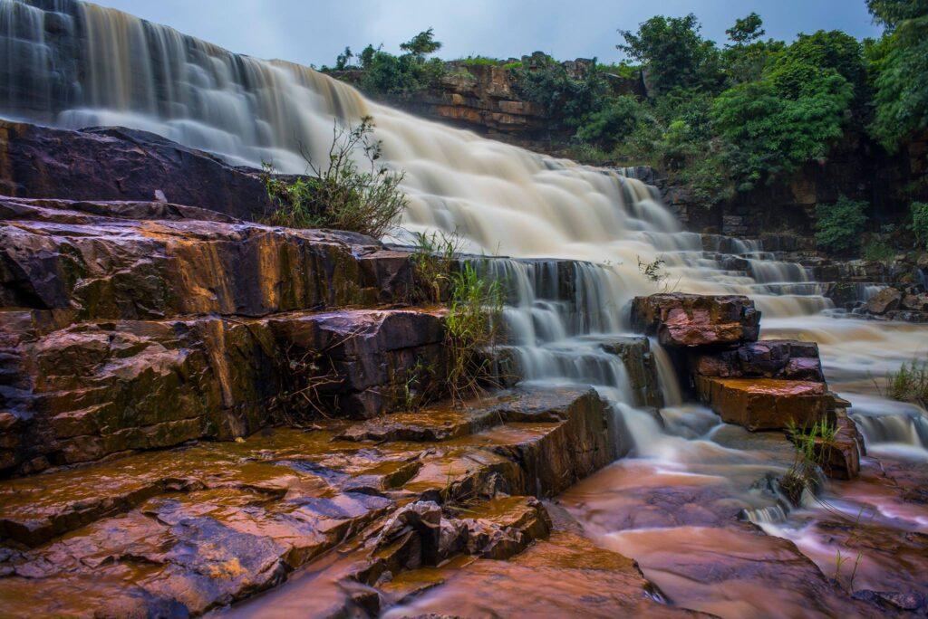 Mandwa Waterfalls