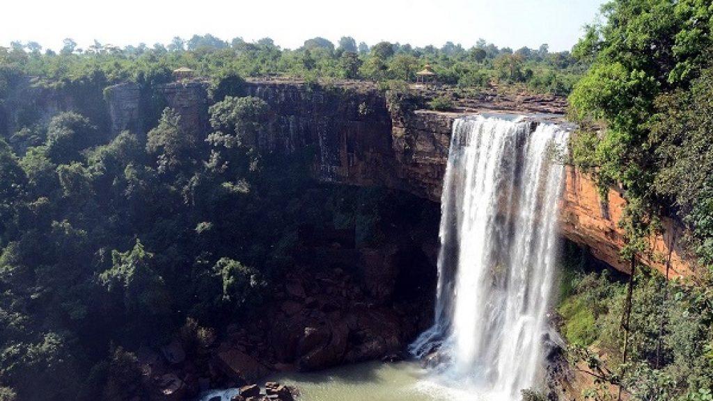 Tamda Ghumar Waterfall