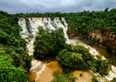Tirathgarh Waterfall Jagdalpur