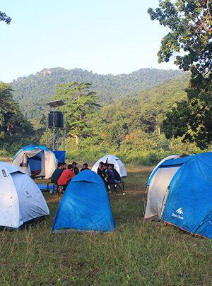 Camping Unexplored Bastar